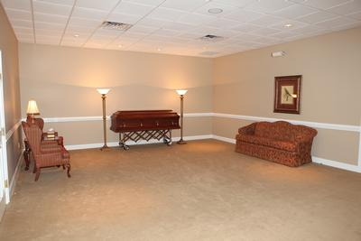 One of Four Visitation Rooms